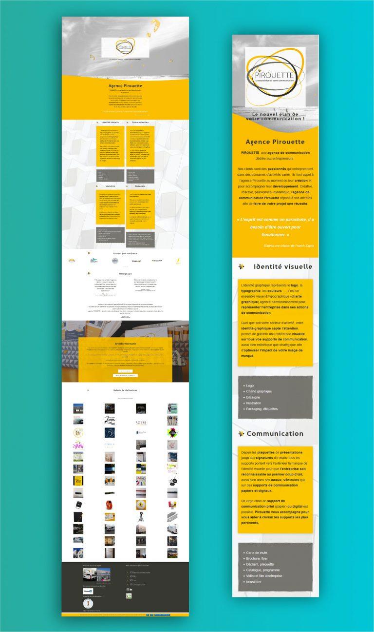 Wawaweb - Pascale Maire - Webdesigner indépendant - page web - entrepreneur independant
