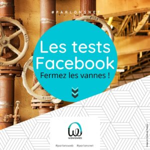 Les tests Facebook sont-ils dangereux ?